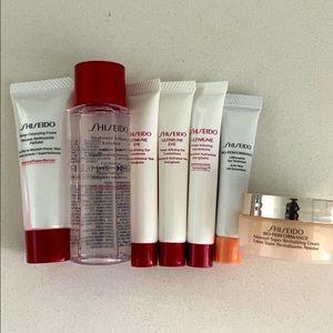Set of Shiseido skincare products(7 items)